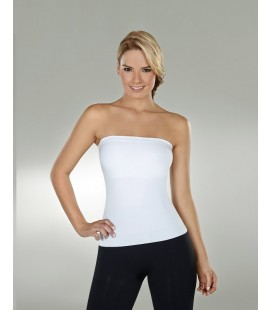 Biocrystals Seamless Strapless T-Shirt