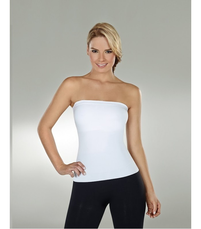 Biocrystals Seamless Strapless T Shirt Ecommerce